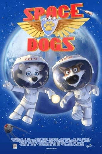 Poster of Белка и Стрелка. Звёздные собаки