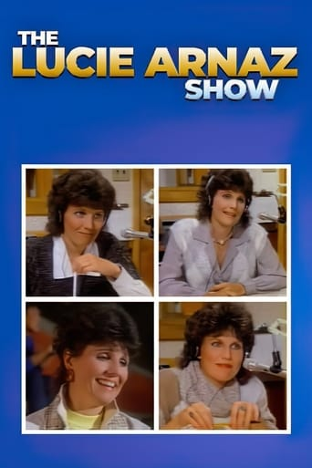 Poster of The Lucie Arnaz Show