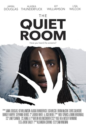 Poster of The Quiet Room