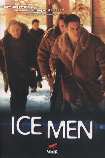 Poster of Ice Men