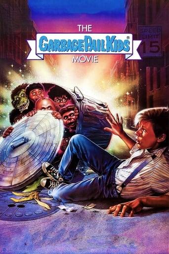 Poster of The Garbage Pail Kids Movie
