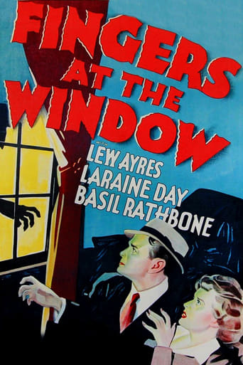 Poster of Fingers at the Window