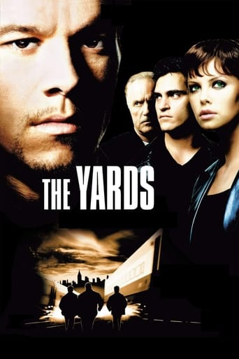 How old was Charlize Theron in The Yards