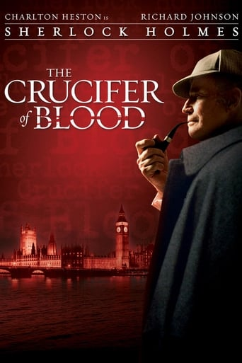 The Crucifer of Blood poster