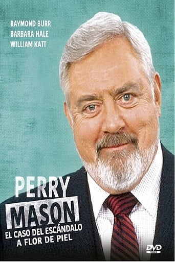 Poster of Perry Mason: The Case of the Skin-Deep Scandal