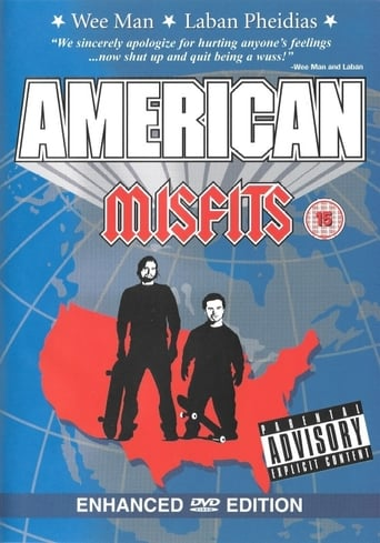 Poster of American Misfits