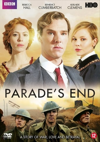 Parade's End poster
