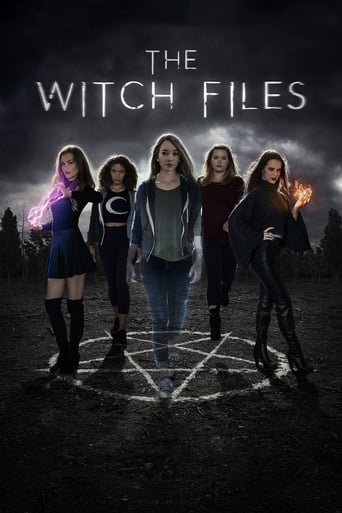 Poster of The Witch Files