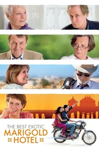 Hotell Marigold - filmaffisch