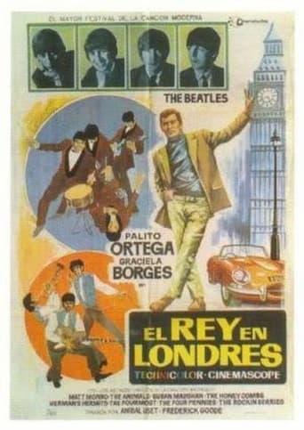 Poster of El Rey en Londres