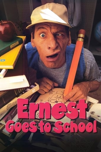 Poster of Ernest Goes to School
