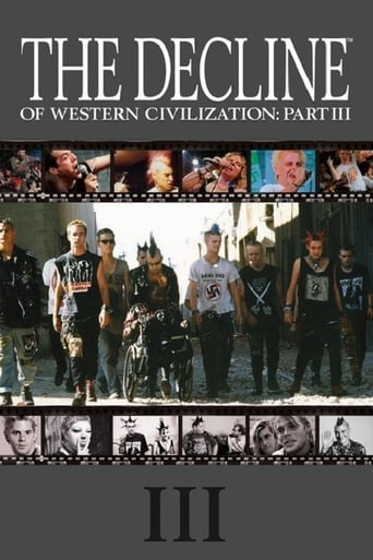 Poster of The Decline of Western Civilization Part III