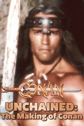 How old was Arnold Schwarzenegger in Conan Unchained: The Making of 'Conan'