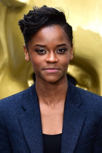 Letitia Wright Profile photo