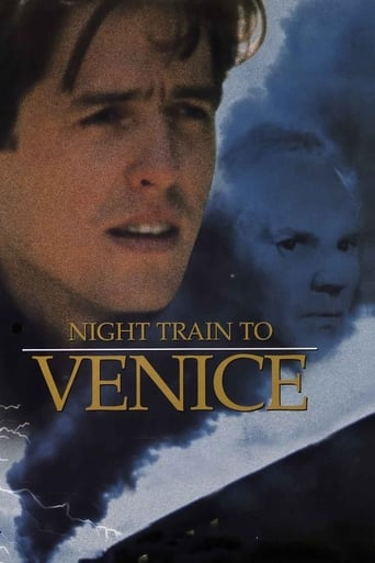 Poster of Night Train to Venice