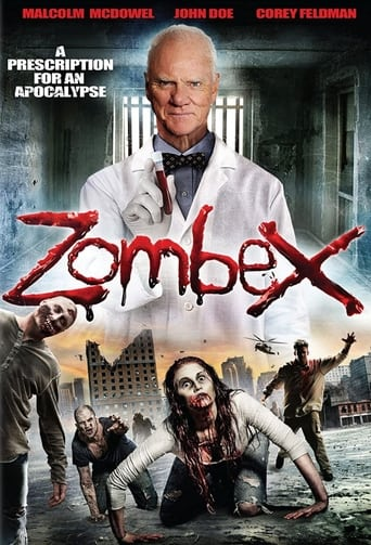 Poster of Zombex