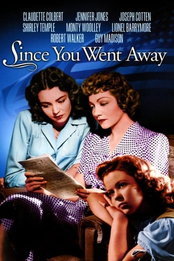 Poster of Since You Went Away