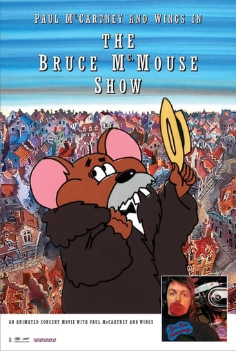 The Bruce McMouse Show poster