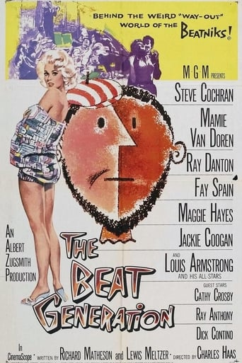 Poster of The Beat Generation