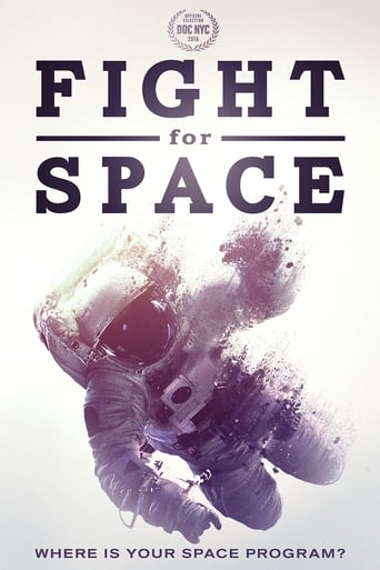 Poster of Fight For Space