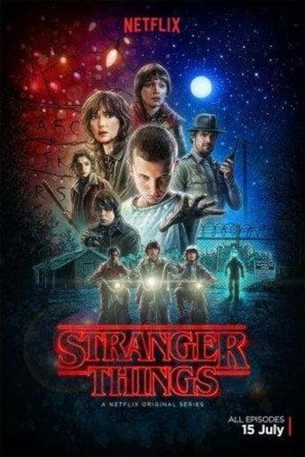 Poster of Stranger Things