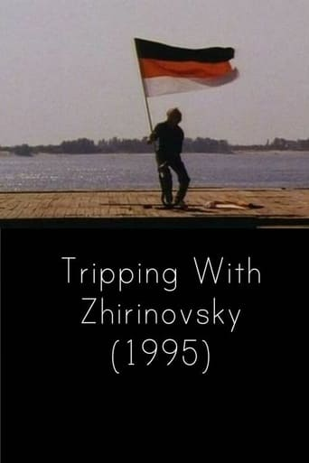 Poster of Tripping with Zhirinovsky