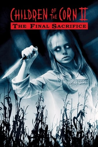Poster of Children of the Corn II: The Final Sacrifice