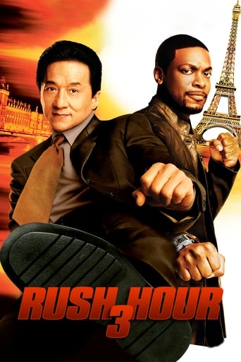 Poster of Rush Hour 3