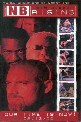 Poster of WCW New Blood Rising