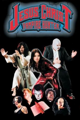 Poster of Jesus Christ Vampire Hunter