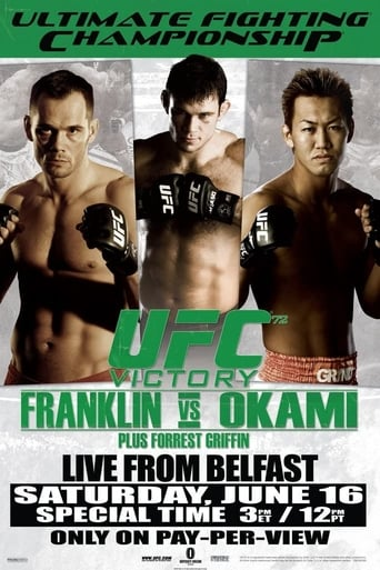 Poster of UFC 72: Victory