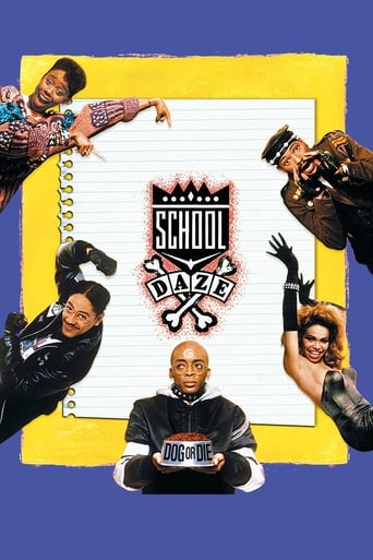 Poster of School Daze