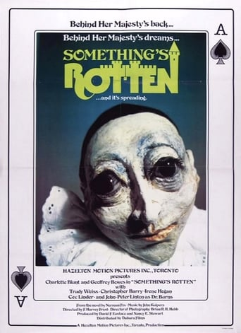 Poster of Something's Rotten