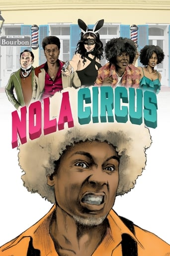 Poster of N.O.L.A Circus