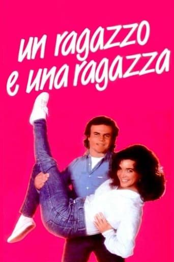 Poster of Un ragazzo e una ragazza