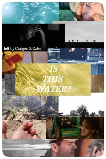 Poster of Is This Water?