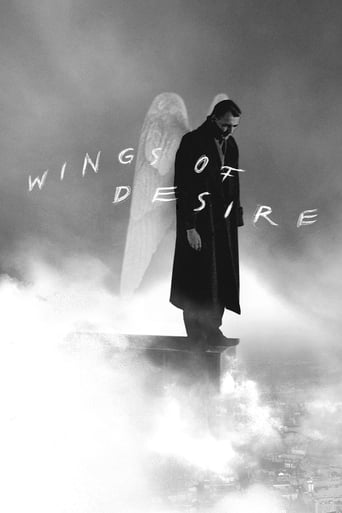 Poster of Wings of Desire