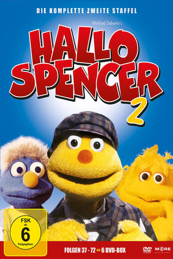 Poster of Hallo Spencer