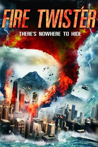Poster of Fire Twister
