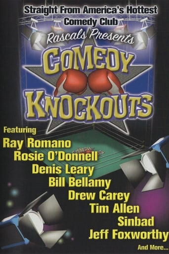Poster of Comedy Knockouts