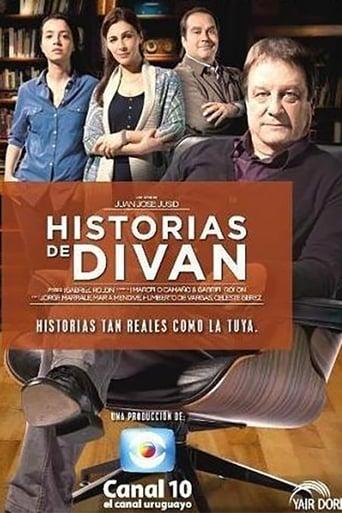 Poster of Historias de Diván