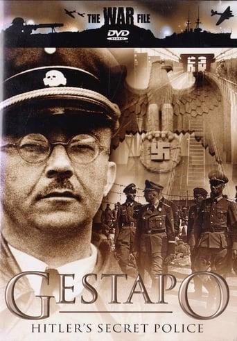 Poster of The Gestapo: Hitler's Secret Police