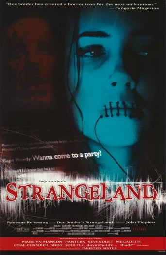 Poster of Strangeland