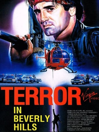 Poster of Terror In Beverly Hills