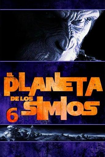 Poster of El planeta de los simios