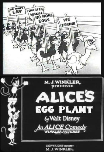 Poster of Alice's Egg Plant
