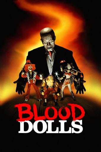 Poster of Blood Dolls
