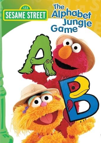 Poster of Sesame Street: The Alphabet Jungle Game