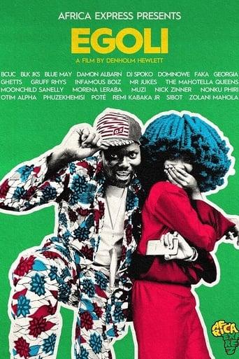 Poster of Africa Express Presents: EGOLI
