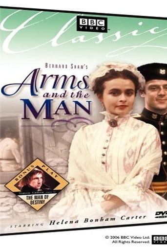 Poster of Arms and the Man